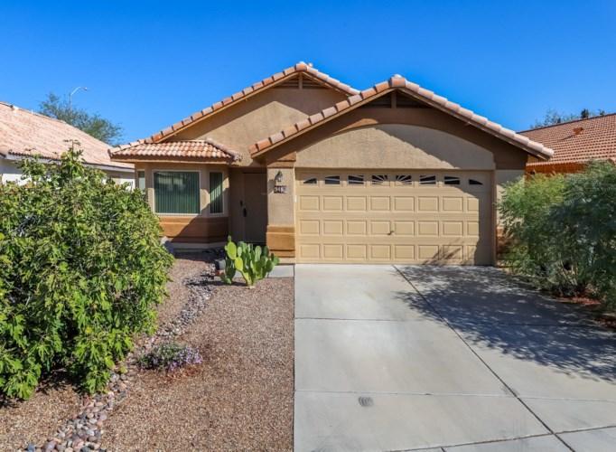 9483 E Pale Blue Topaz Lane, Tucson, AZ 85747