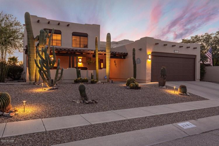 3381 W Vision Drive, Tucson, AZ 85742
