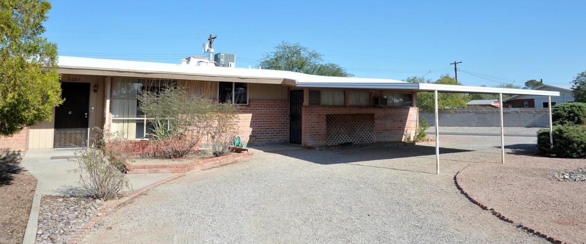 6051 E 17Th Street, Tucson, AZ 85711
