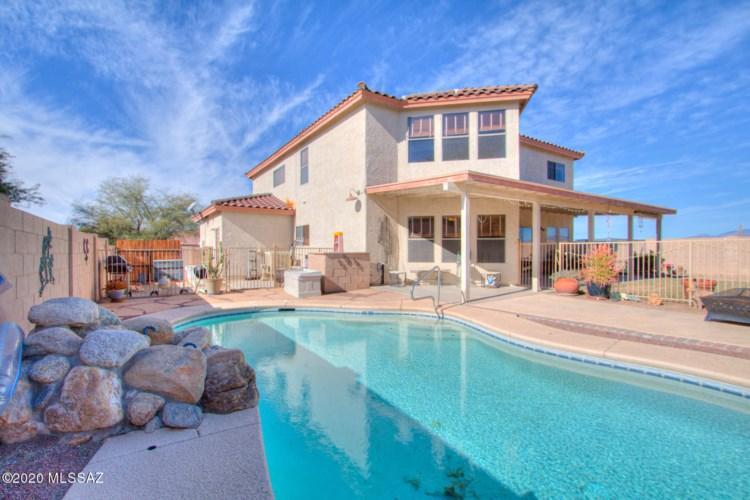 7329 S Giachery Avenue, Tucson, AZ 85747