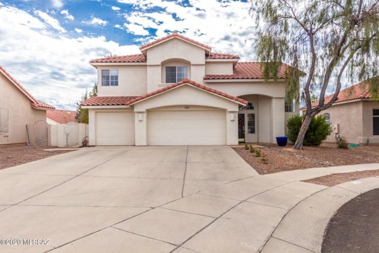 1385 W Valley Ridge Place, Oro Valley, AZ 85737