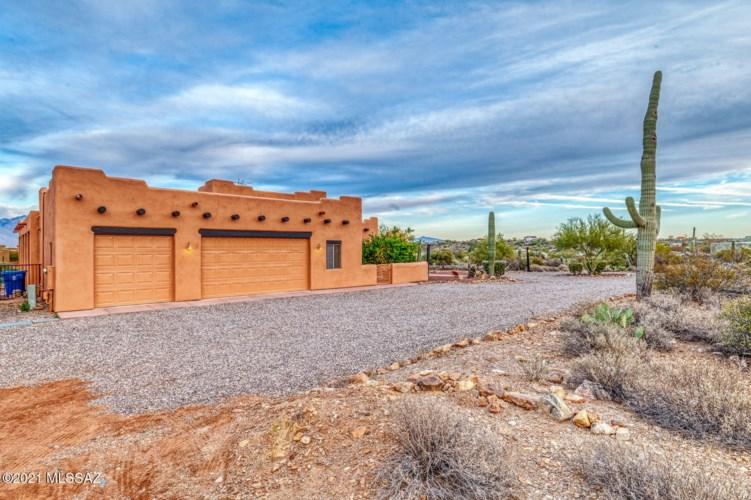 4488 N Grizzly Springs Drive, Tucson, AZ 85745