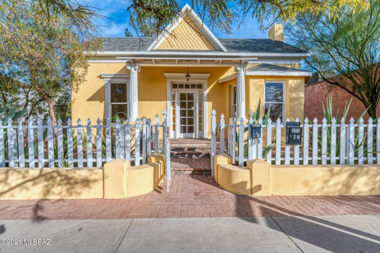 441 S 4Th Avenue, Tucson, AZ 85701