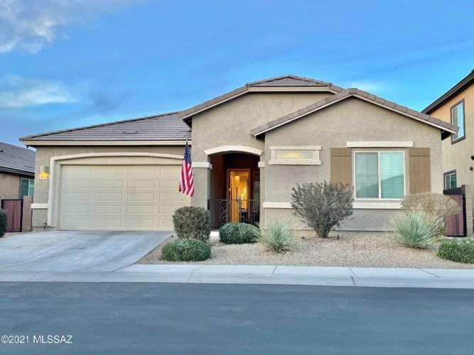 11068 W Fountain View Drive, Marana, AZ 85653