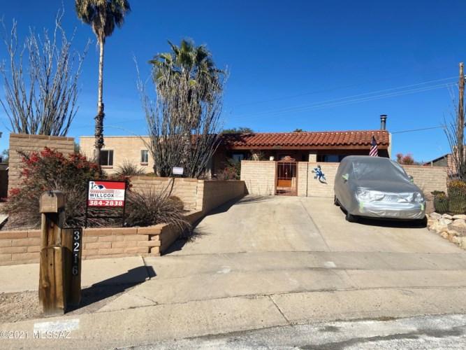 3216 S Winona Circle, Tucson, AZ 85730