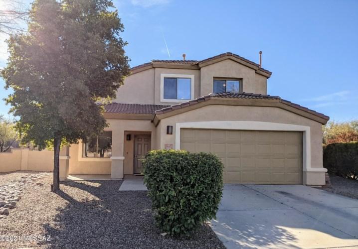 466 E Camino Rancho Redondo, Sahuarita, AZ 85629