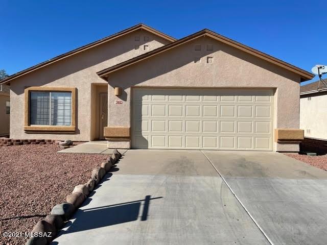 8274 S Via Del Forjador, Tucson, AZ 85747