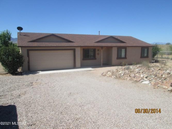 596 N Carina Circle, Benson, AZ 85602