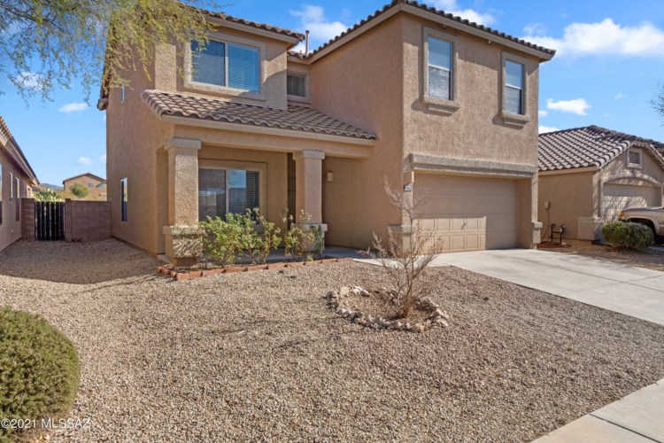 8467 S Otis Drive, Tucson, AZ 85747