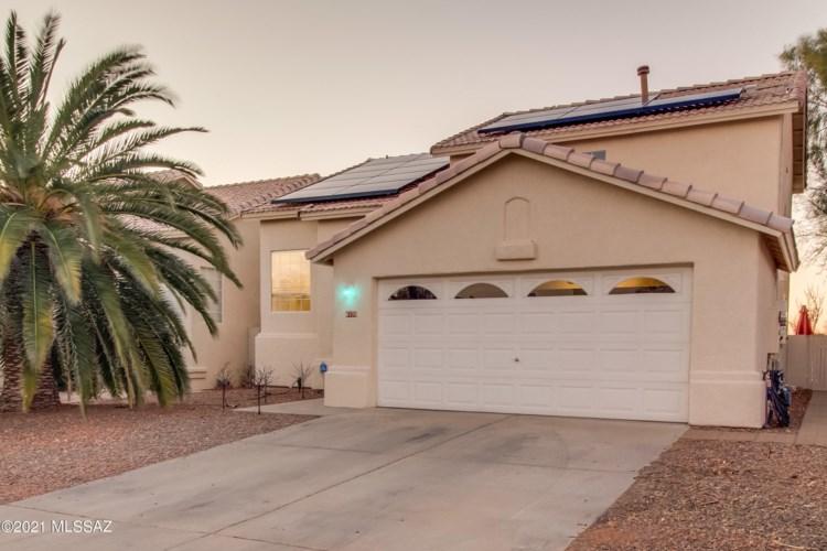 8170 S Via Elemental, Tucson, AZ 85747