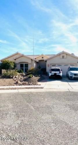 8540 S Placita San Bernardo, Tucson, AZ 85747