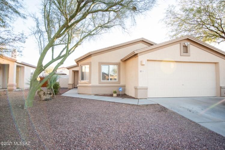 10156 E Desert Paradise Place, Tucson, AZ 85747