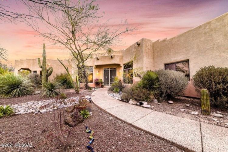 4319 N Via Bellas Catalinas, Tucson, AZ 85718
