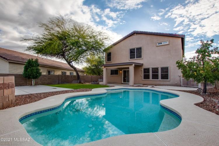 13168 N Tanner Robert Drive, Oro Valley, AZ 85755