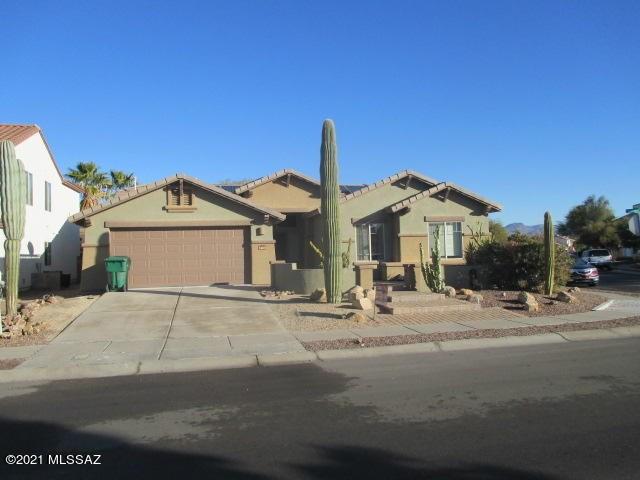 7482 W Colony Park Drive, Tucson, AZ 85743