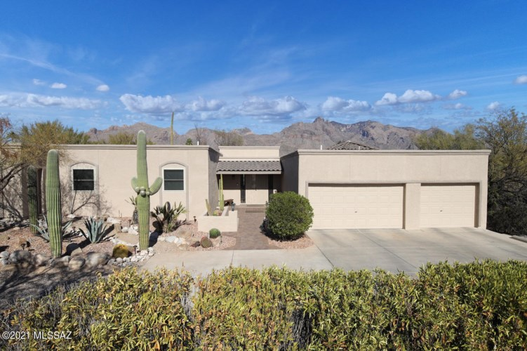 1406 E Orange Grove Road, Tucson, AZ 85718