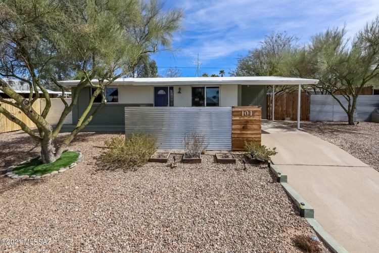 101 W George Truit Street, Corona de Tucson, AZ 85641