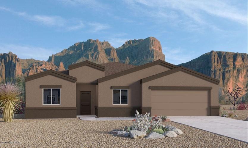 2748 E Calle Joya De Ventura, Tucson, AZ 85706