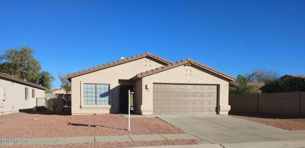 8104 N Carefree Way, Tucson, AZ 85743