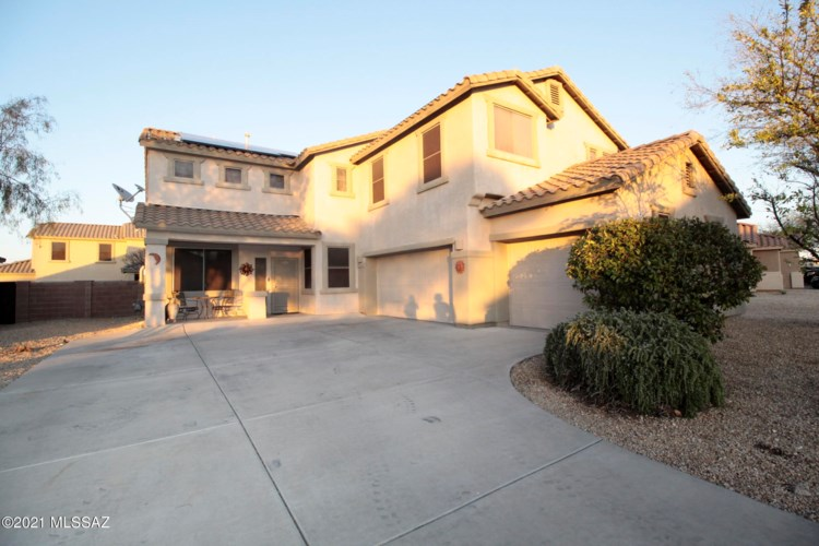 12959 E Douglas Camp Spring Drive, Vail, AZ 85641