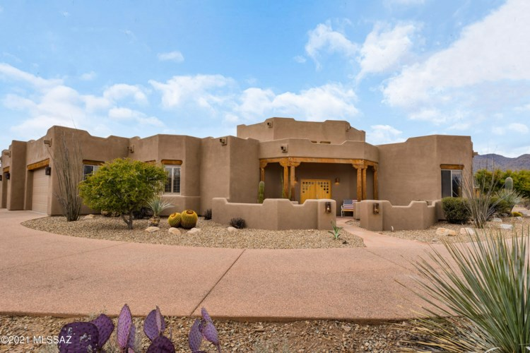 9838 E Opalite Place, Tucson, AZ 85749