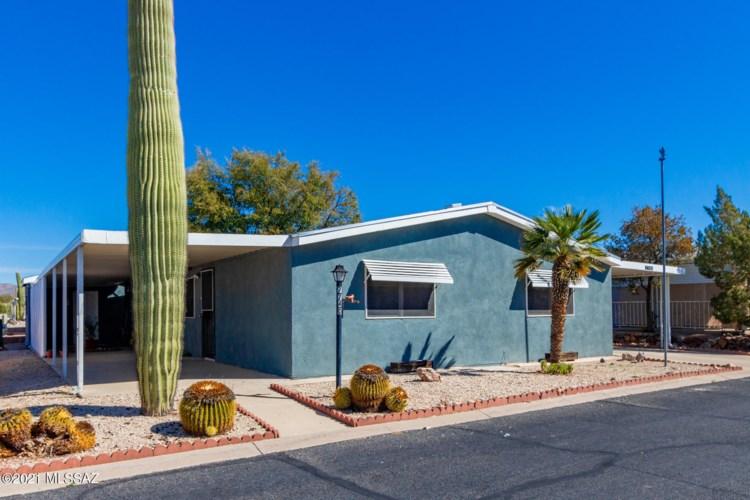 7740 W Touchstone Street, Tucson, AZ 85735