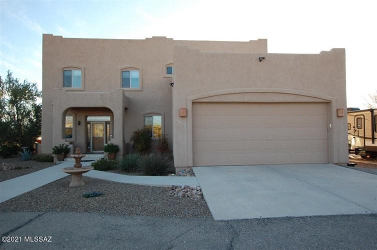 10755 N Paisano Avenue, Tucson, AZ 85742
