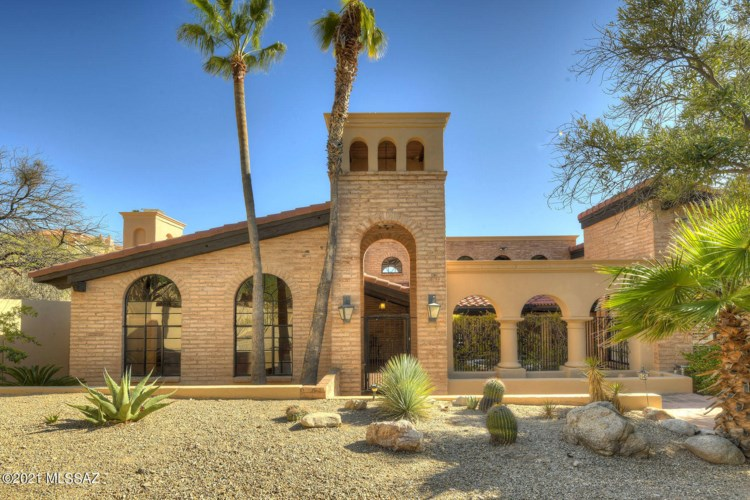 5620 E Paseo Del Fuente, Tucson, AZ 85750