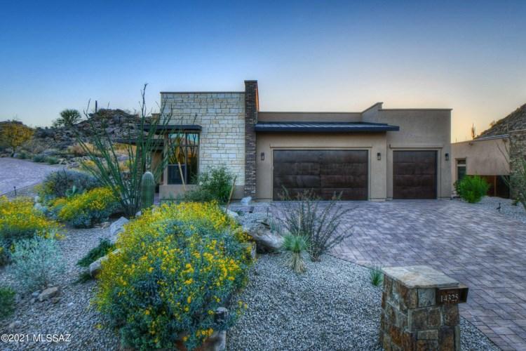 14325 N Stone View Place, Tucson, AZ 85755