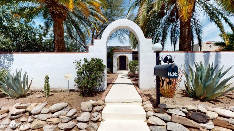 2503 E 4th Street, Tucson, AZ 85716