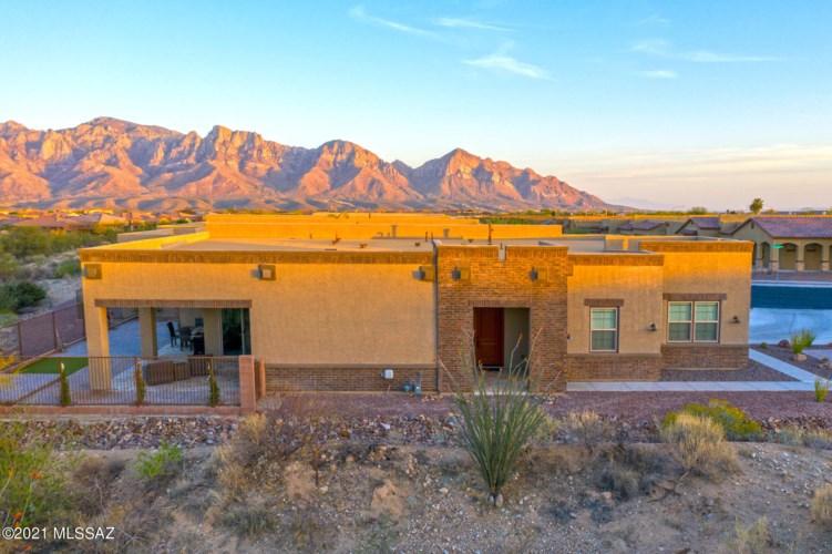 13304 N Chiracahua Peak Drive, Oro Valley, AZ 85755