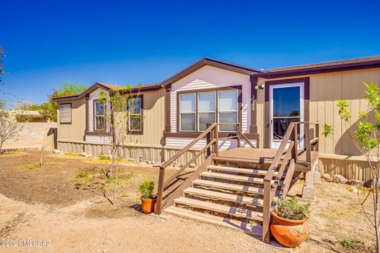 2885 E Adilene Drive, Tucson, AZ 85756