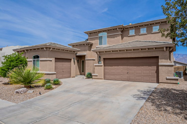 9661 E Via Del Sol Feliz, Tucson, AZ 85748