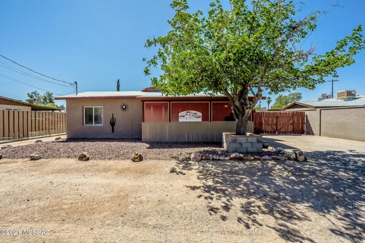 1321 N Sahuara Avenue, Tucson, AZ 85712