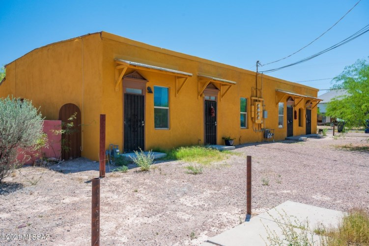 837 S 8Th Avenue, Tucson, AZ 85701