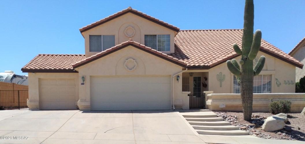 4215 W Firethorn Street, Tucson, AZ 85741