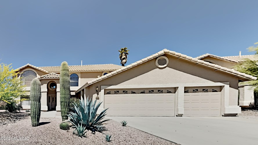 12591 N Granville Canyon Way, Oro Valley, AZ 85755