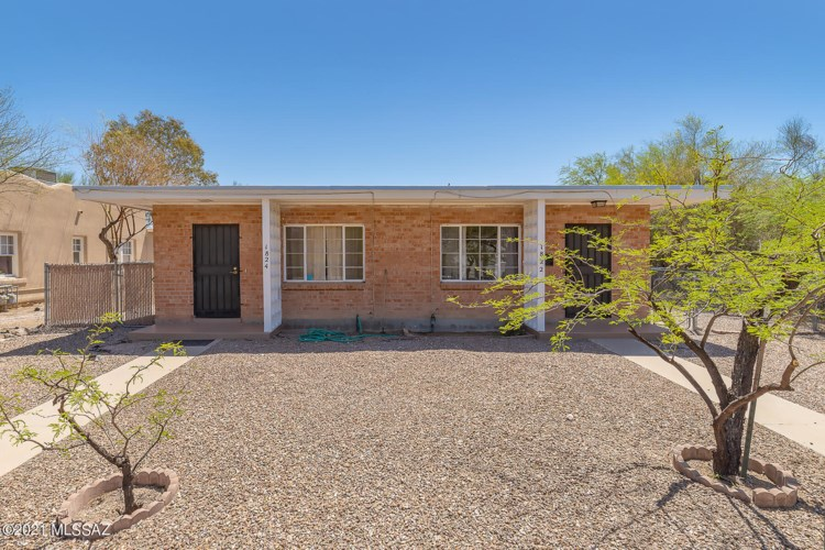 1822-1824 E 8Th Street, Tucson, AZ 85719