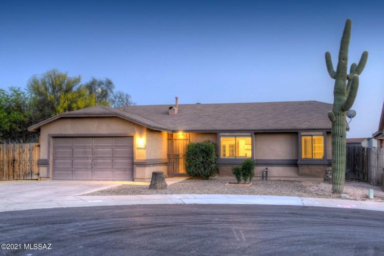 9756 N Sherbrooke Street, Tucson, AZ 85742