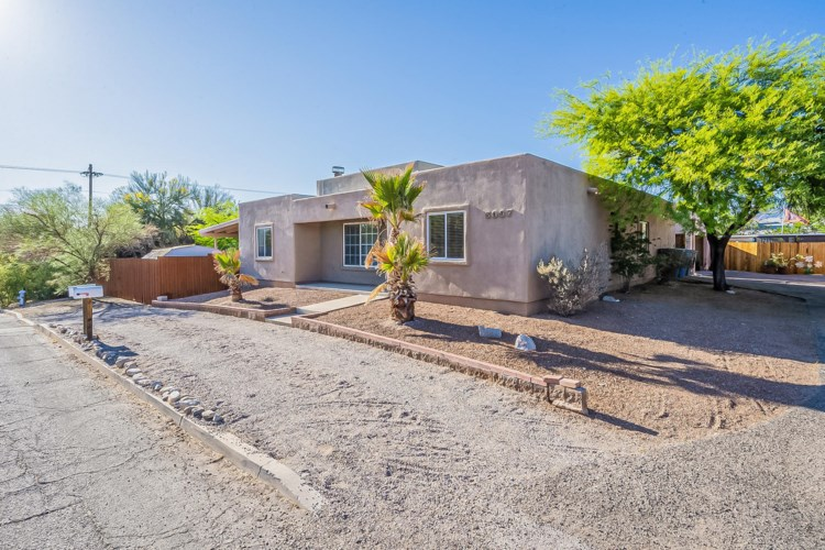 5007 E Baker Street, Tucson, AZ 85711