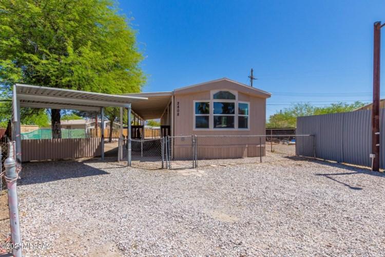 2808 W Palm Vista Street, Tucson, AZ 85705