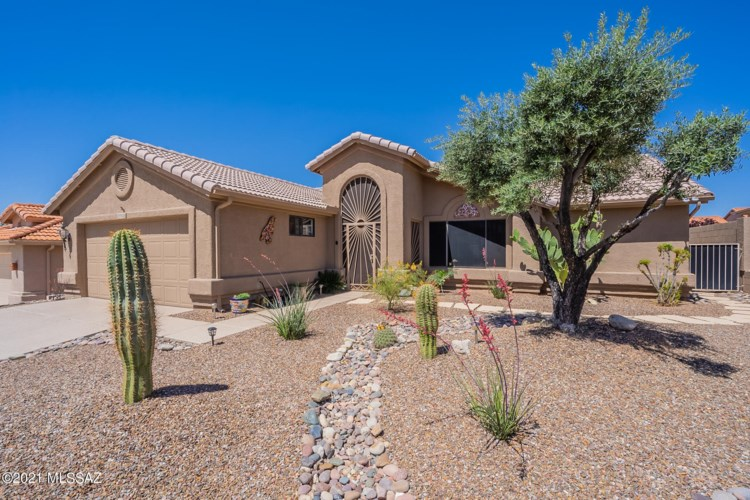 37980 S Elbow Bend Drive, Tucson, AZ 85739