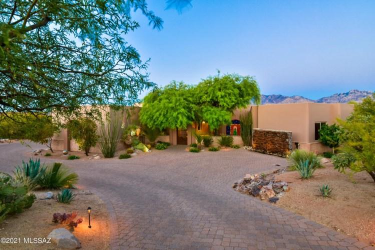 14612 N Quiet Rain Drive, Oro Valley, AZ 85755