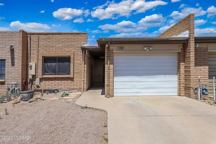 1787 S Thaxton Drive, Tucson, AZ 85710