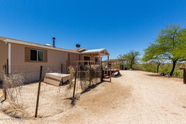 4511 E Quail Ranch Drive, Tucson, AZ 85739