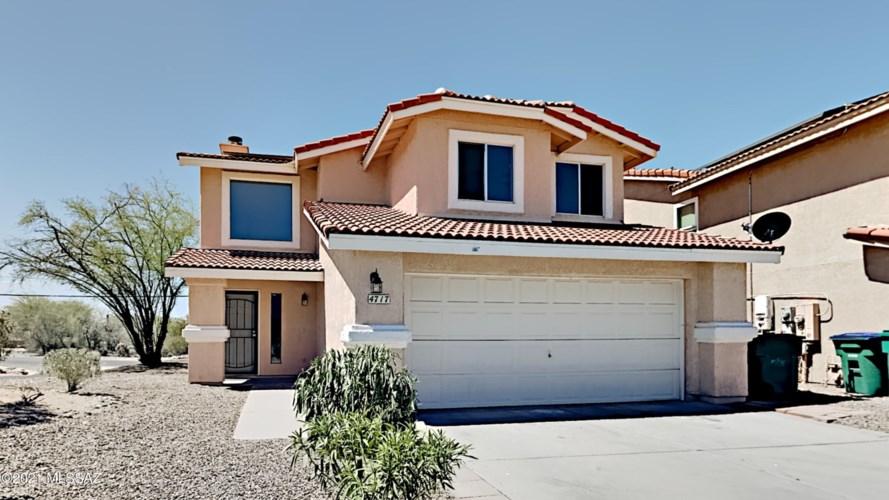 4717 W Knollside Street, Tucson, AZ 85741