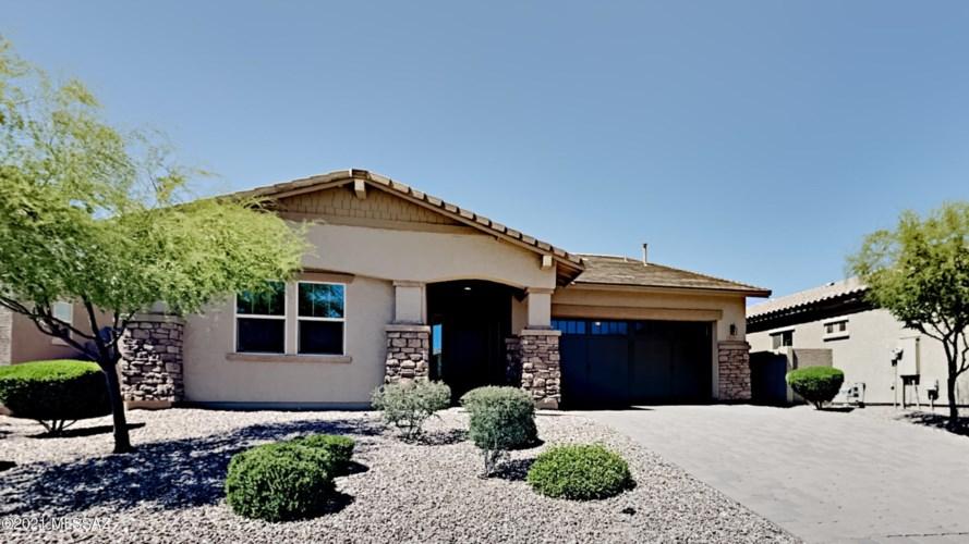 1076 W Desert Firetail Lane, Oro Valley, AZ 85755