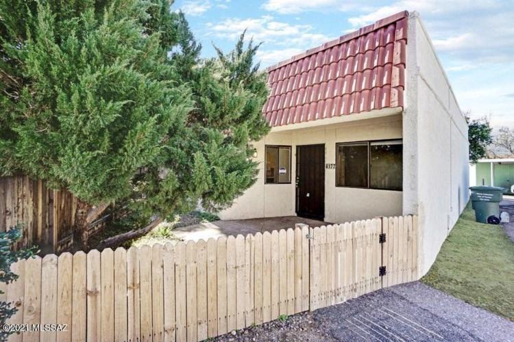 4177 N Western Winds Drive, Tucson, AZ 85705