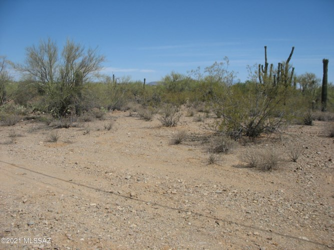 W Silver Flower Place, Tucson, AZ 85735