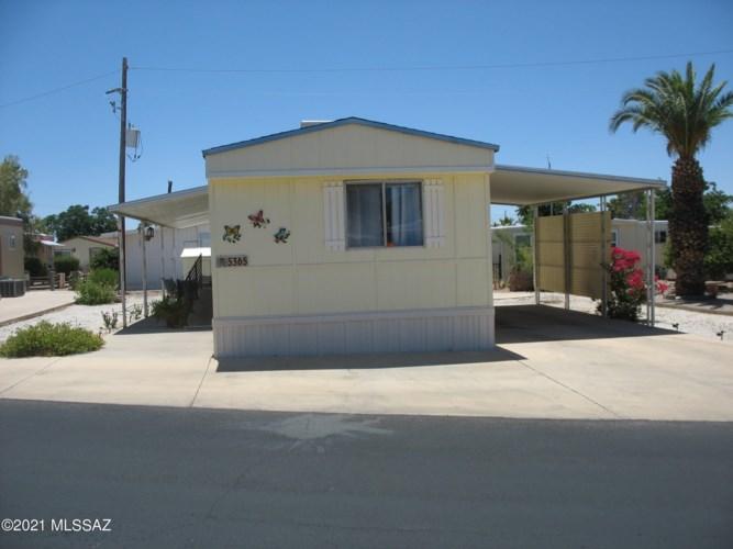 5365 W Lazy S Street, Tucson, AZ 85713